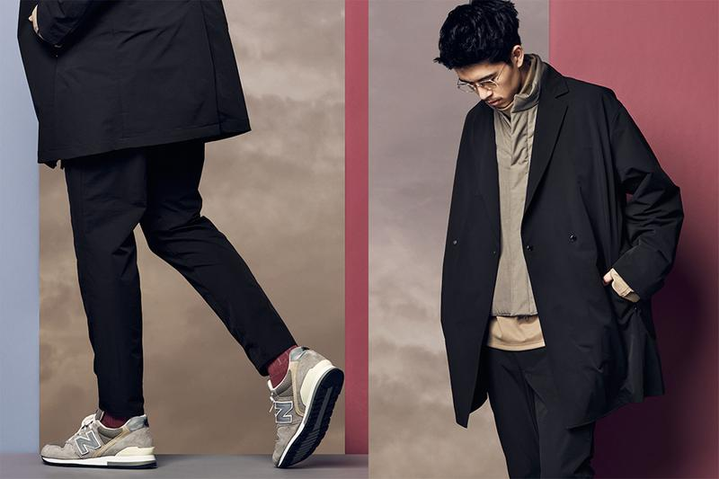 new balance waist to toe collection jackets double short coat coach jacket harrington single double release info pricing buying guide store list photos