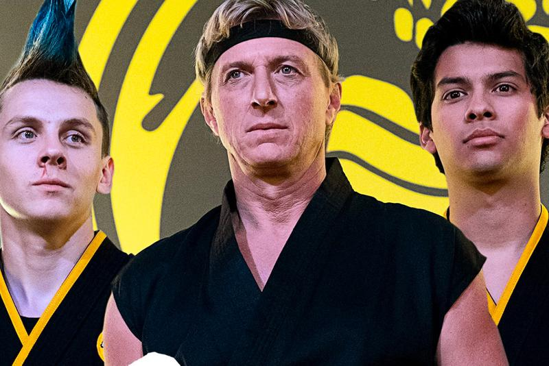 New Netflix TV Shows films Movies January 2021 cobra kai