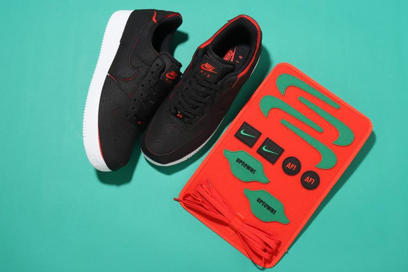 nike sportswear air force 1 low black chile red pine green dd2429 001 white customizable official release date info photos price store list buying guide