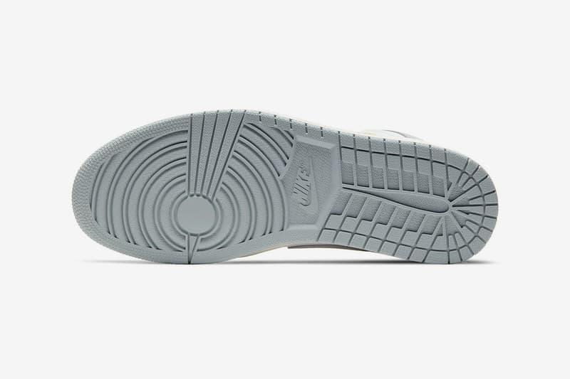 Nike air jordan 1 high switch light cw6576 100 footwear shoes sneakers runners kicks trainers fall winter 2020 collection fw20 jordans aj1