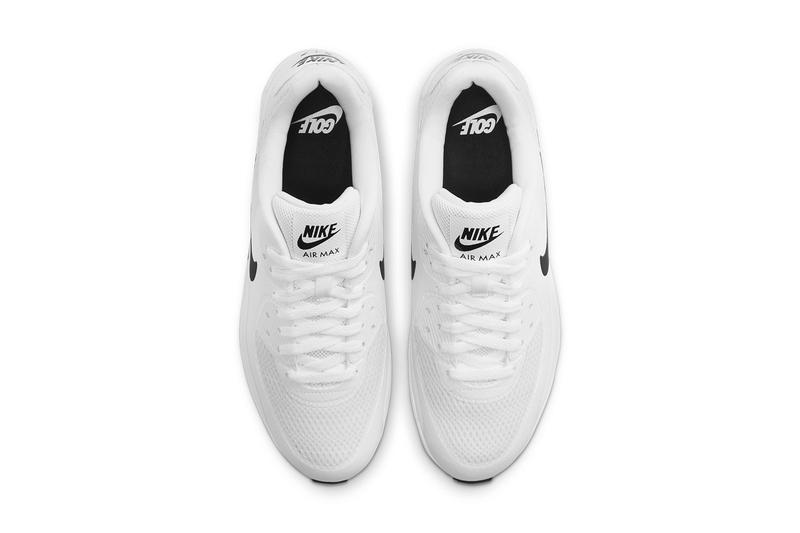 Nike Air Max 90 G OG Iconic Runner Golf Ready Waterproof Traction Waffle outsole