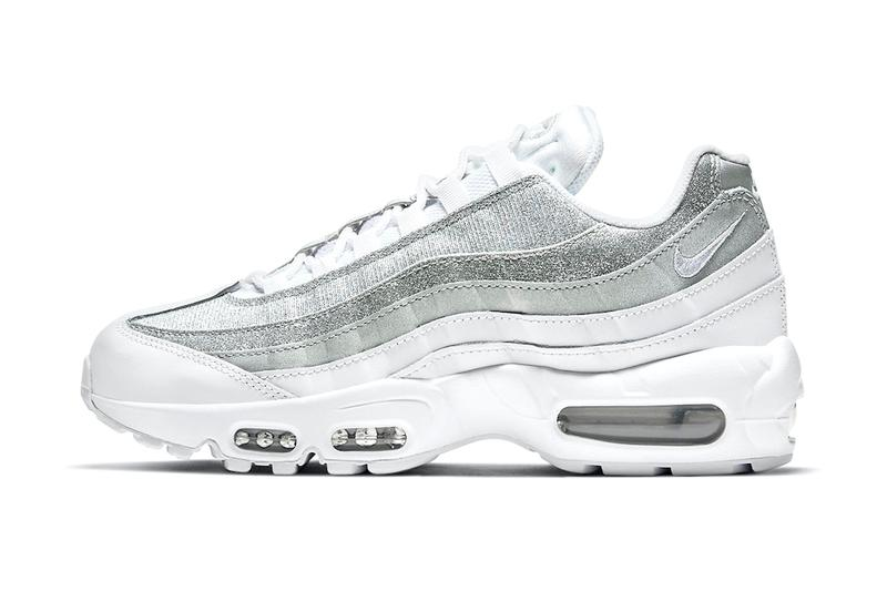 nike air max 95 release information silver white festive release where to buy when does it drop