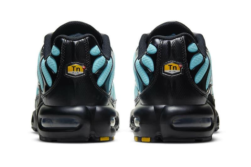 Nike Air Max Plus New Teal Colorway Announcement Aqua Sneakers