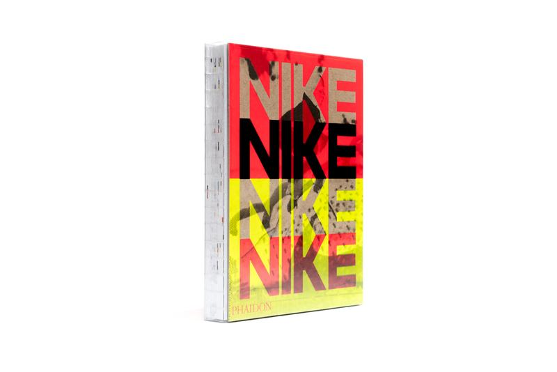 'Nike: Better is Temporary' Phaidon Books Publication Title Press Media Swoosh Brand Footwear Sportswear Giant History Oregon Sam Grawe Hardback Cover Sneakers Shoes Trainers OG Classic