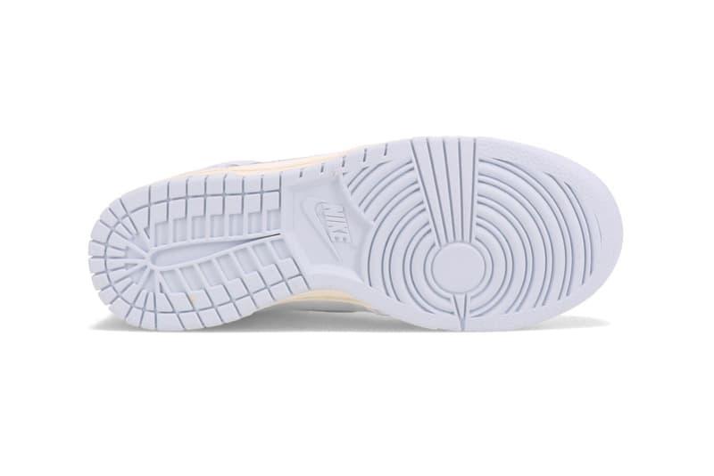 Nike Dunk Low High January 2021 Releases Info Buy Price  Sail Coast University Gold Medium Grey Varsity Red White Black Vast Grey Sail Football Grey Pale Ivory