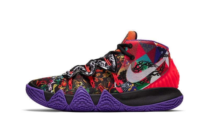 nike kyrie s2 hybrid chinese new year DD1469 600 release info photos buying guide store list multi-color patterns