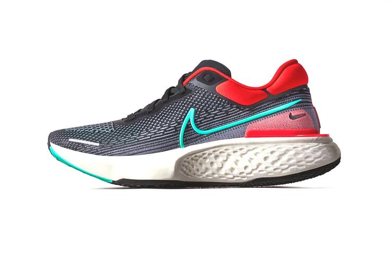 Nike React Infinity Run 2 ZoomX Invincible Run CT2357 002 menswear streetwear shoes sneakers kicks trainers runners fall winter 2020 collection fw20