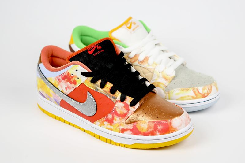 nike sb skateboarding dunk low street hawker jason deng chinese food carts street official release date info photos price store list buying guide