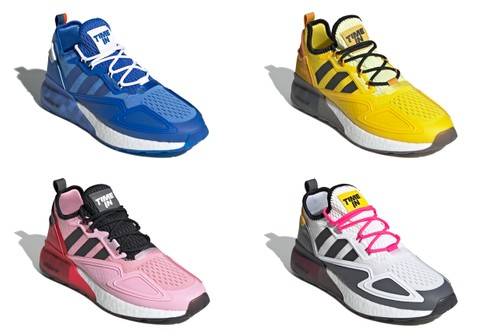 "Ninja and adidas' New ZX 2K BOOST Collection Encourages You to ""Never Settle"""