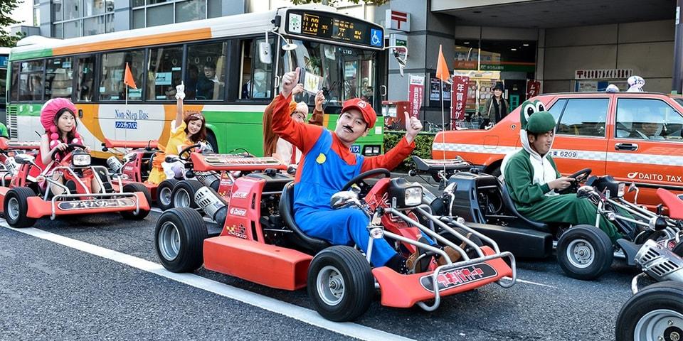 Nintendo Wins Supreme Court Case Against 'Mario Kart'-Themed Tour Company