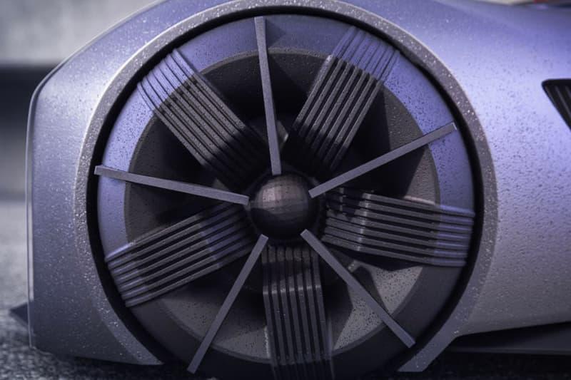 Nissan GT-R (X) 2050 Concept Car Unveil Info jaebum jb choi
