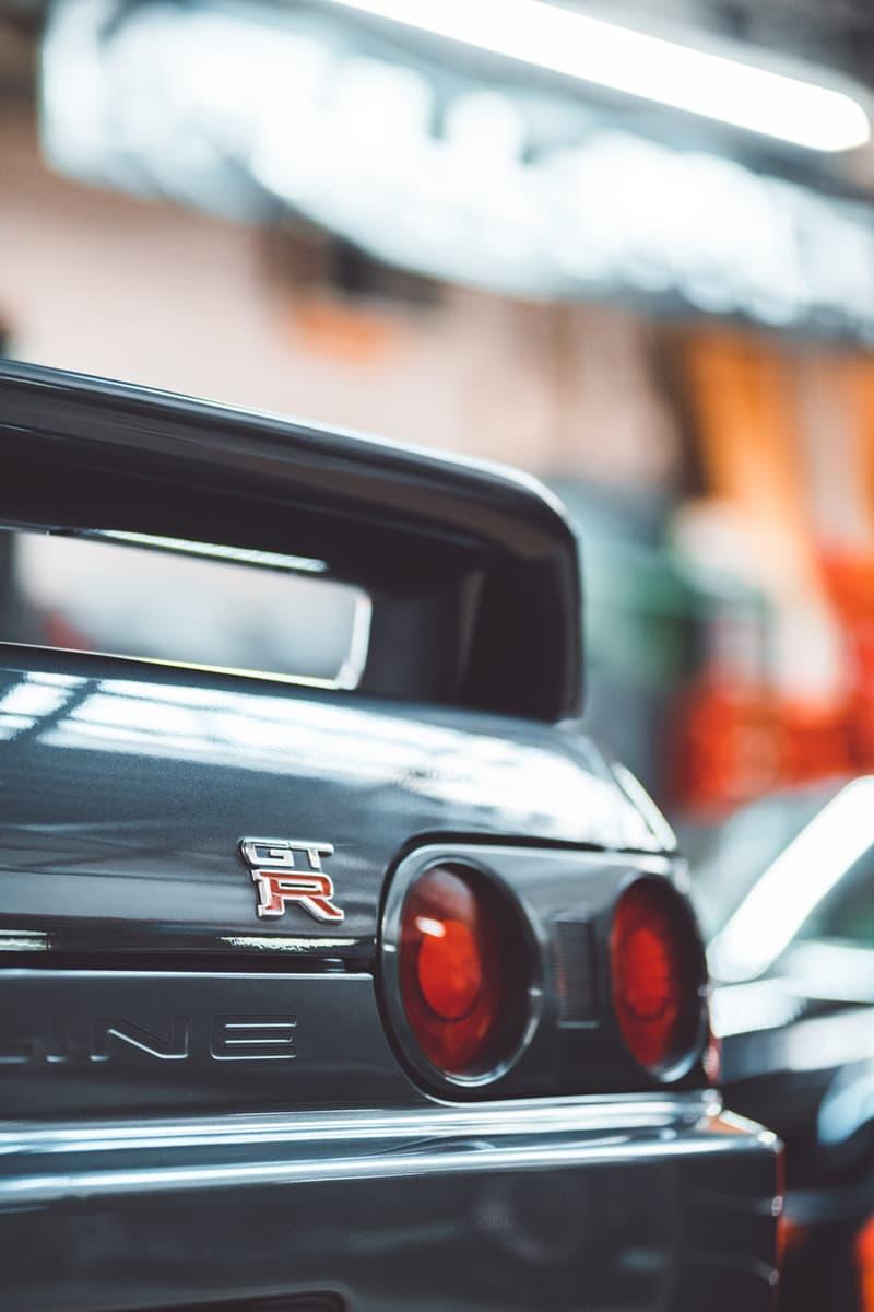Nissan Skyline GT-R Restoration Program by NISMO R32 R33 R34 Godzilla