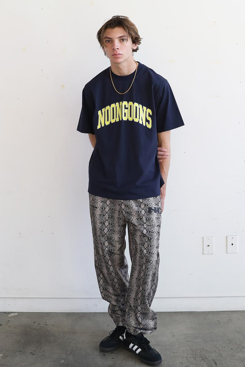 noon goons pre fall 2021 collection preview