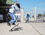 Off-White™ and Daily Paper Created Ghana's First Skatepark