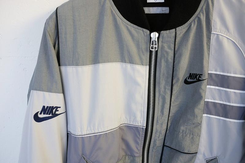 OLD PARK FW20 Upcycled Bomber, Rider Jackets, Pants recycled buffalo buy japan online web store site fall winter 2020 patagonia the north face nike vintage retro patchwork kiminori nakamura designer