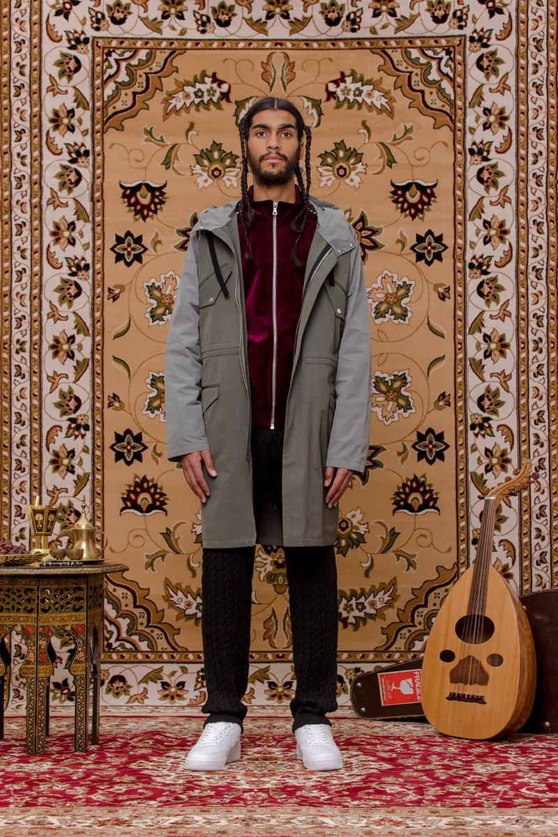 """Pacifism Fall/Winter 2020 """"Higher Power"""" Collection Debut Launch Emerging London Designers Upcoming Brand New Young Streetwear Tailored Talal Hizami LFW Mens"""