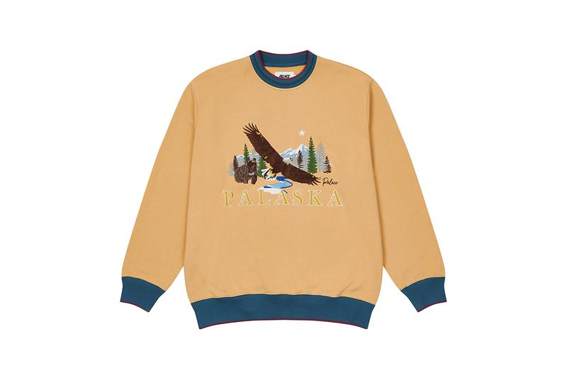palace skateboards holiday drop 4 hoodies jackets t-shirts pants release info pricing photos buying guide