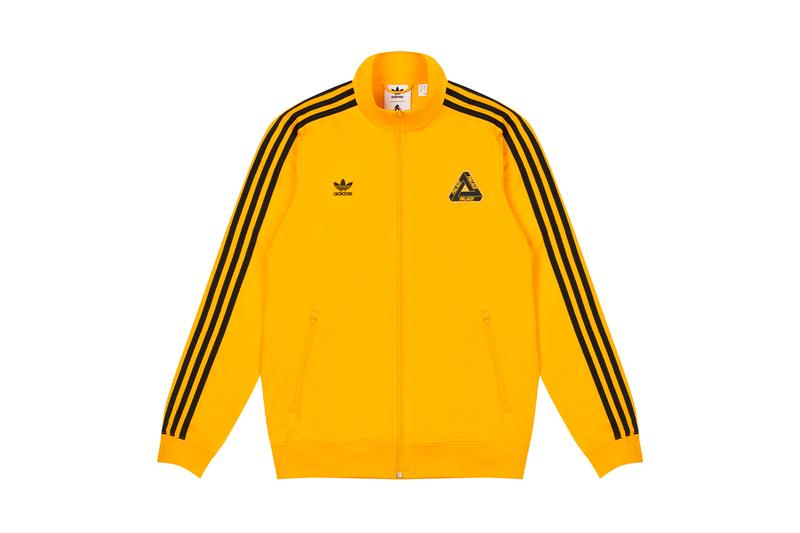 palace skateboards London holiday drop 5 Adidas firebird collaboration release information