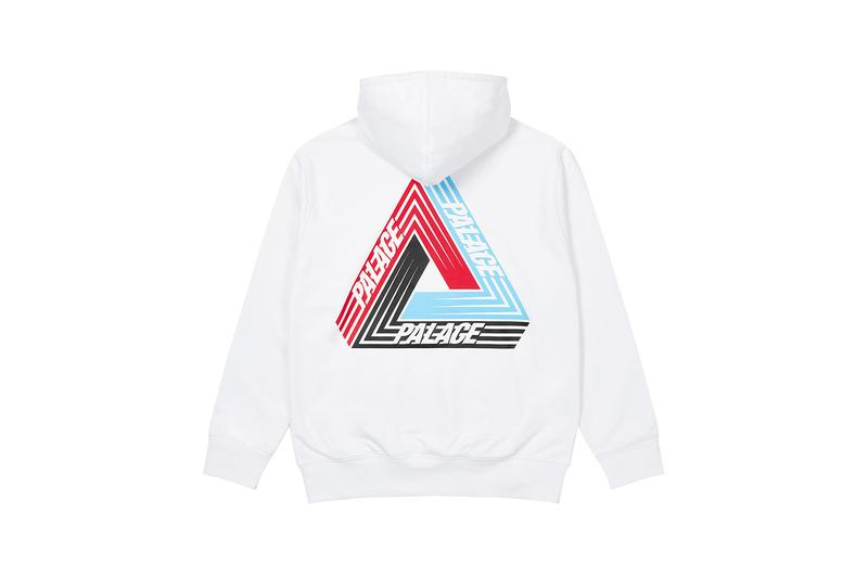 palace skateboards hoodies drop 6 holiday 2020 release information where to buy graphic tri-ferg