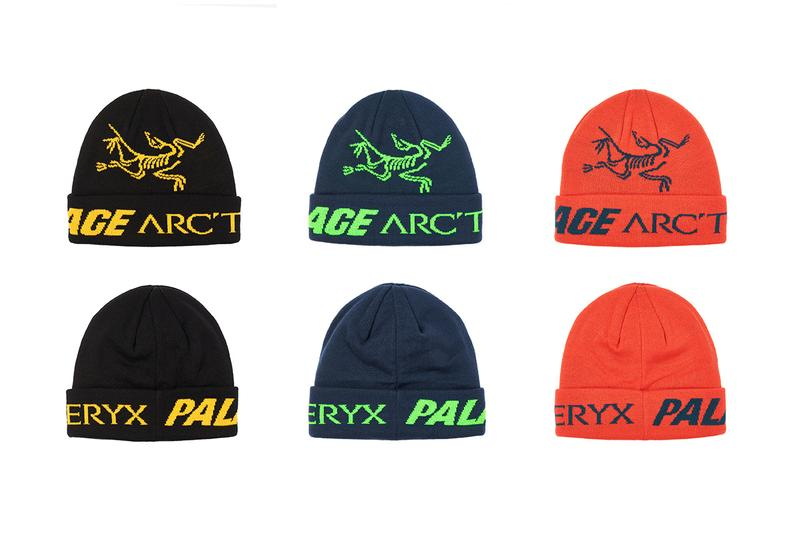 palace skateboards arcteryx fall winter 2020 release information where to buy GORE-TEX climbing skating