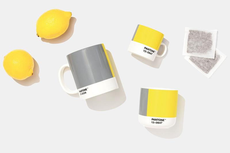 """Pantone 2021 Color of the Year """"Illuminating,"""" """"Ultimate Gray"""" yellow swatches choice two 17-5104 13-0647"""
