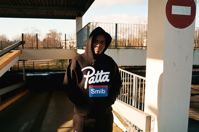 smib south amsterdam patta t-shirt hoodie football shirt album mixtape bandana cap We gave you fair warning, beware