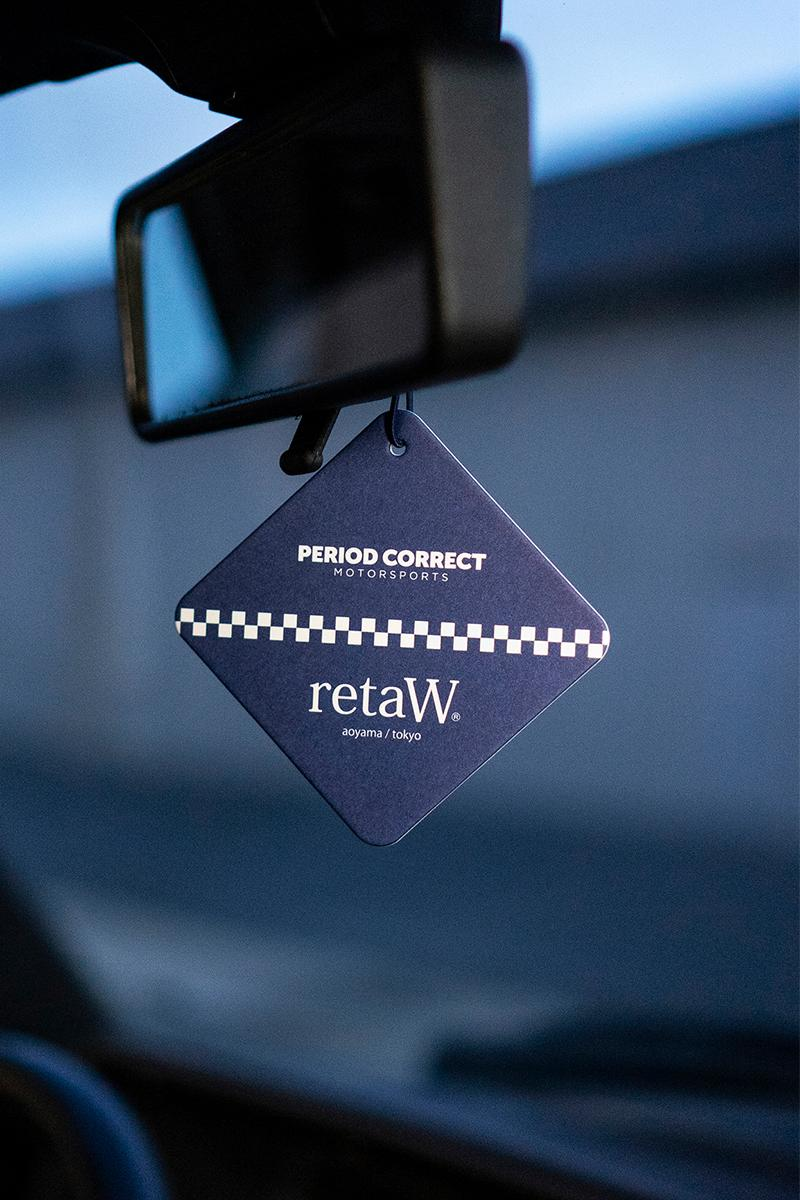 Period Correct retaW Car Tag Air Freshener Release Buy Price