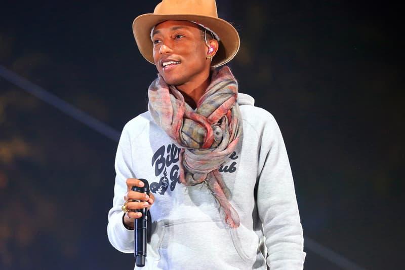 Pharrell Williams Launch Non Profit Initiative Black Ambition african american latinx hispanic minority startup tech design consumer product service hbcu students