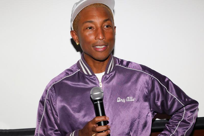 Pharrell Launch Podcasting Network OTHERtoneMedia othertone pharrell williams artist singer songwriter neptunes rapper hip hop music