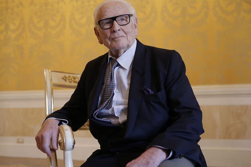 Pierre Cardin history legacy death 98 interview jean paul gaultier dior designer license brand wealth