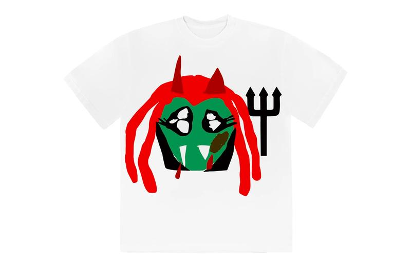 Playboi Carti Cactus Plant Flea Market Whole Lotta Red Capsule Release Info Buy Price T shirt Hoodie black white king vamp m3tamorphosis