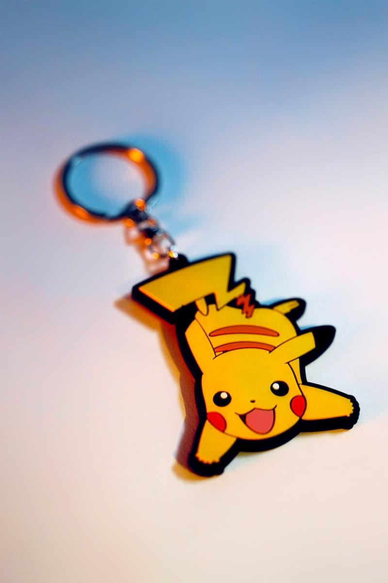 Pokémon thisisneverthat FW20 Collection Release Info Pikachu Charizard Gengar Generation 1 Gotta Catch em All Letterman Hoodie Dog T shirt iphone Case Cap Beanie II
