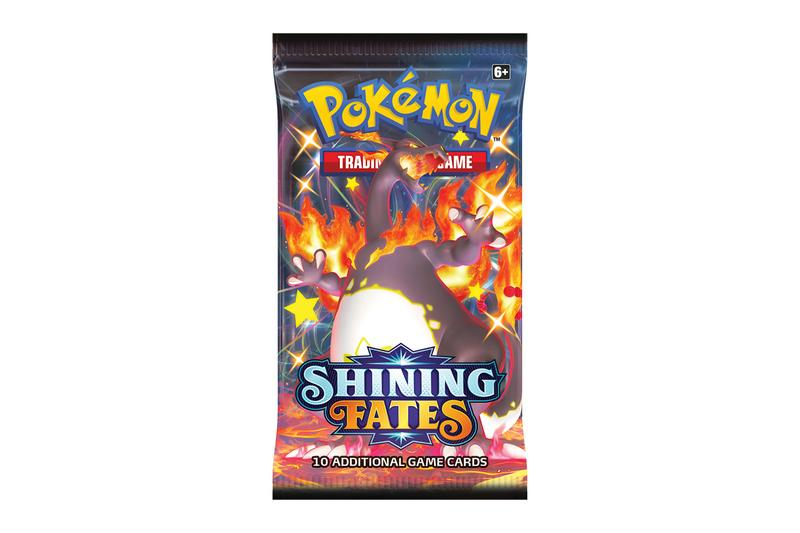 Pokémon Trading Card Game Shining Fates Expansion News Charizard Vmax V pikachu TCG Gaming collection collectors cards pokemon center