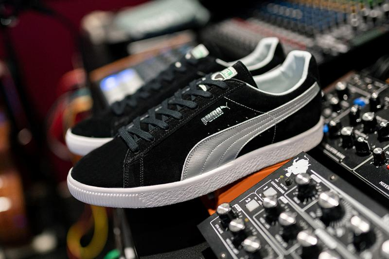 """PUMA Suede VTG Made In Japan """"Black/Silver"""" """"Quarry/Silver"""" 375905-01 375905-02 Japanese Luxury Shoe Sneaker Footwear Special Limited Edition Closer First Look Release Drop Date Information Tommie Smith New York City's B-Boy Crews"""