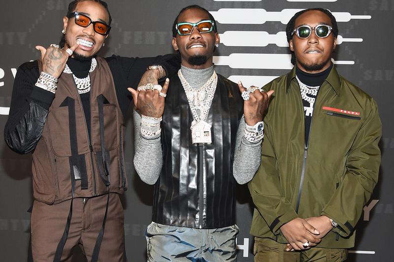quavo Migos Culture III Album Finished 2021 the etcs kevin durant offset takeoff