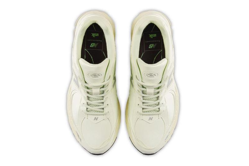 randomevent unik new balance 2002r glow in the dark green black white official release date info photos price store list buying guide