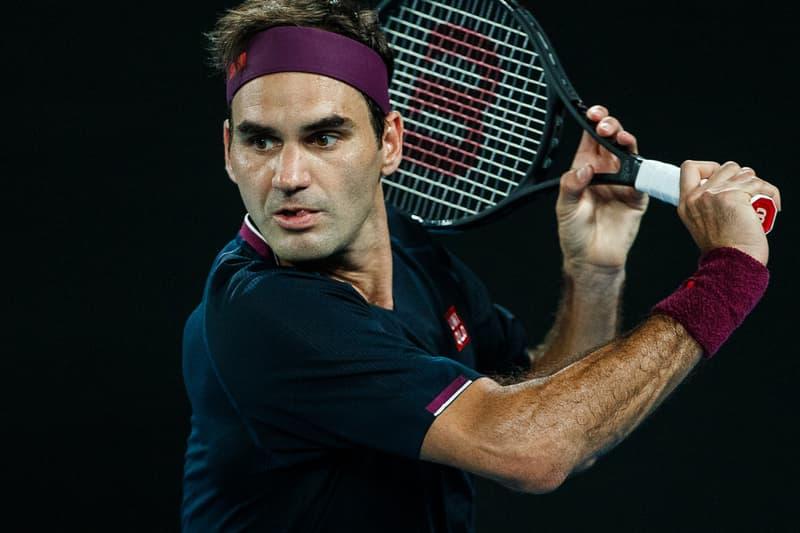 Roger Federer Withdraws 2021 Australian Open Announcement Tennis Champion Return Melbourne Grand Slam