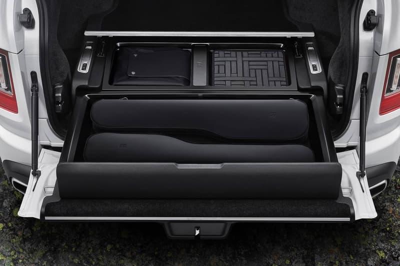 Rolls-Royce Cullinan Pursuit Seat luxury Recreation Module suvs premium luxury carbon fiber aluminum seating RR chairs