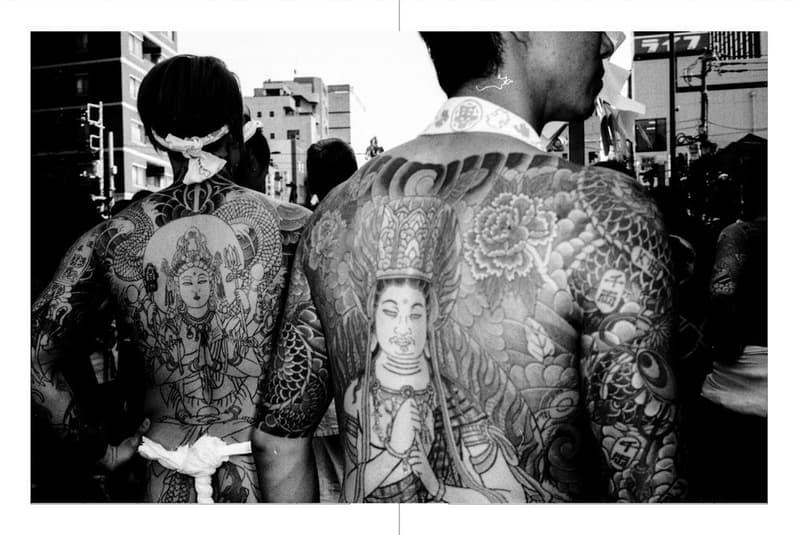 asakusa ronin de goede book release artwork tattoo