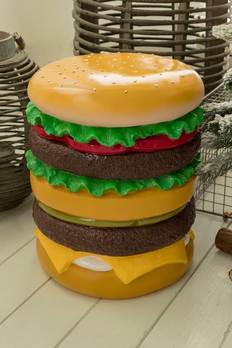 Rotary Hero US Dollar Ice Cream Hamburger Donuts Stools Release Info Buy Price HBX