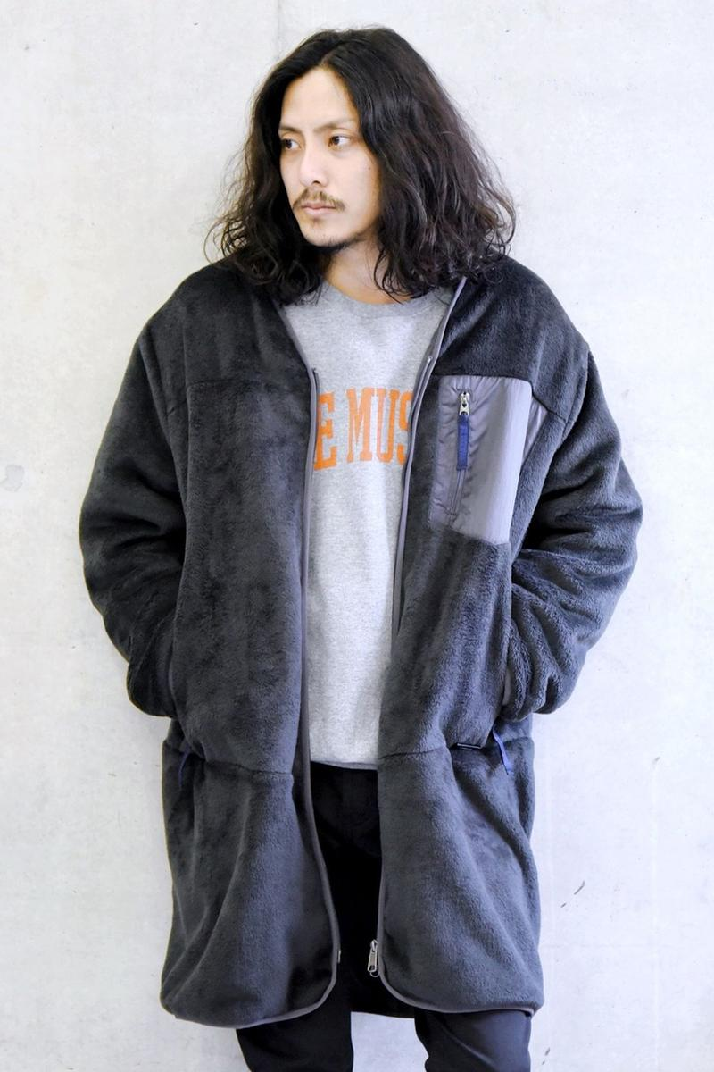 russell athletic ships jet blue store exclusive fleece jackets coats charcoal grey dark grey camel black official release date info photos price store list buying guide