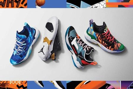 Jordan Brand Officially Reveals Russell Westbrook's Jordan Why Not Zer0.4