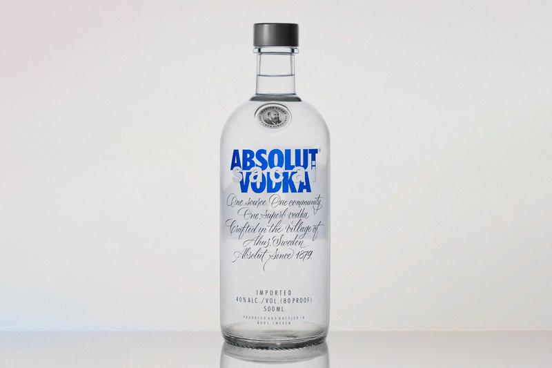 sacai absolut Limited Edition Bottle Unveil Info Release Buy Price Sustainability Recycle Environmental