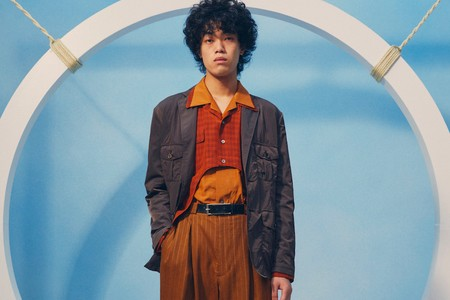 Sasquatchfabrix. SS21 Is a Bold Refinement of Japanese Heritage