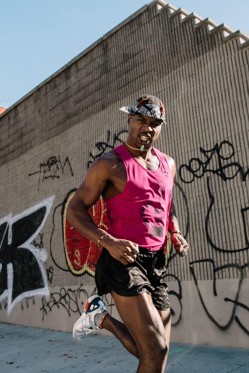 satisfy running run punk joe strummer the clash steve rapport london marathon rolling stone collection capsule