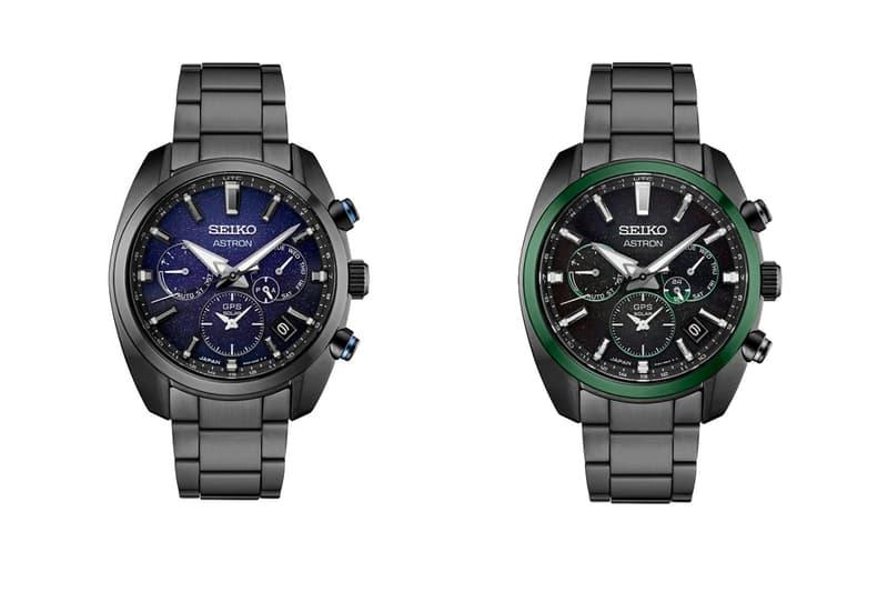 seiko astron watches gps dual time zone stars dial sbxc077 sbxc079 accessories japan