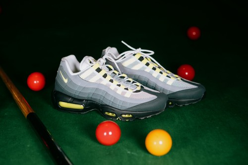 "Sevenstore Tells the Story of Liverpool's Love Affair With the Air Max 95 ""Neon"""