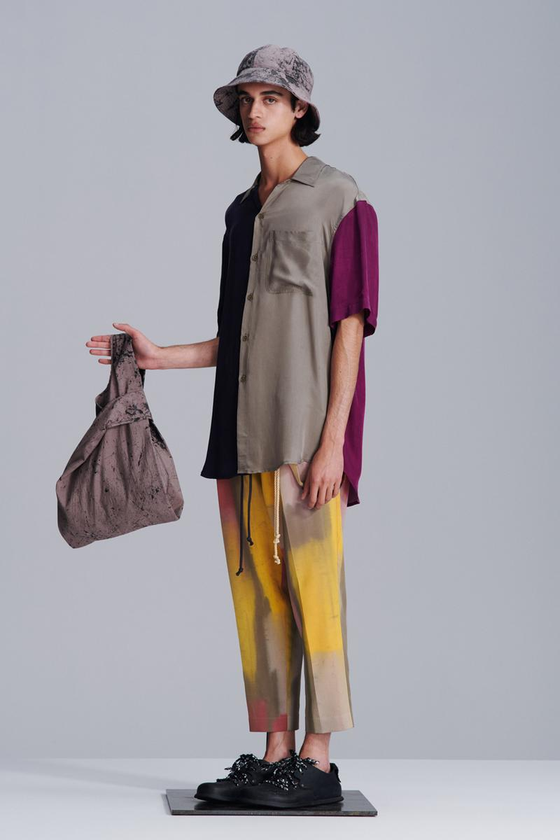 Song For The Mute Spring Summer 2021 collection lookbook naive release date info buy australia lyna ty karim gaaloul