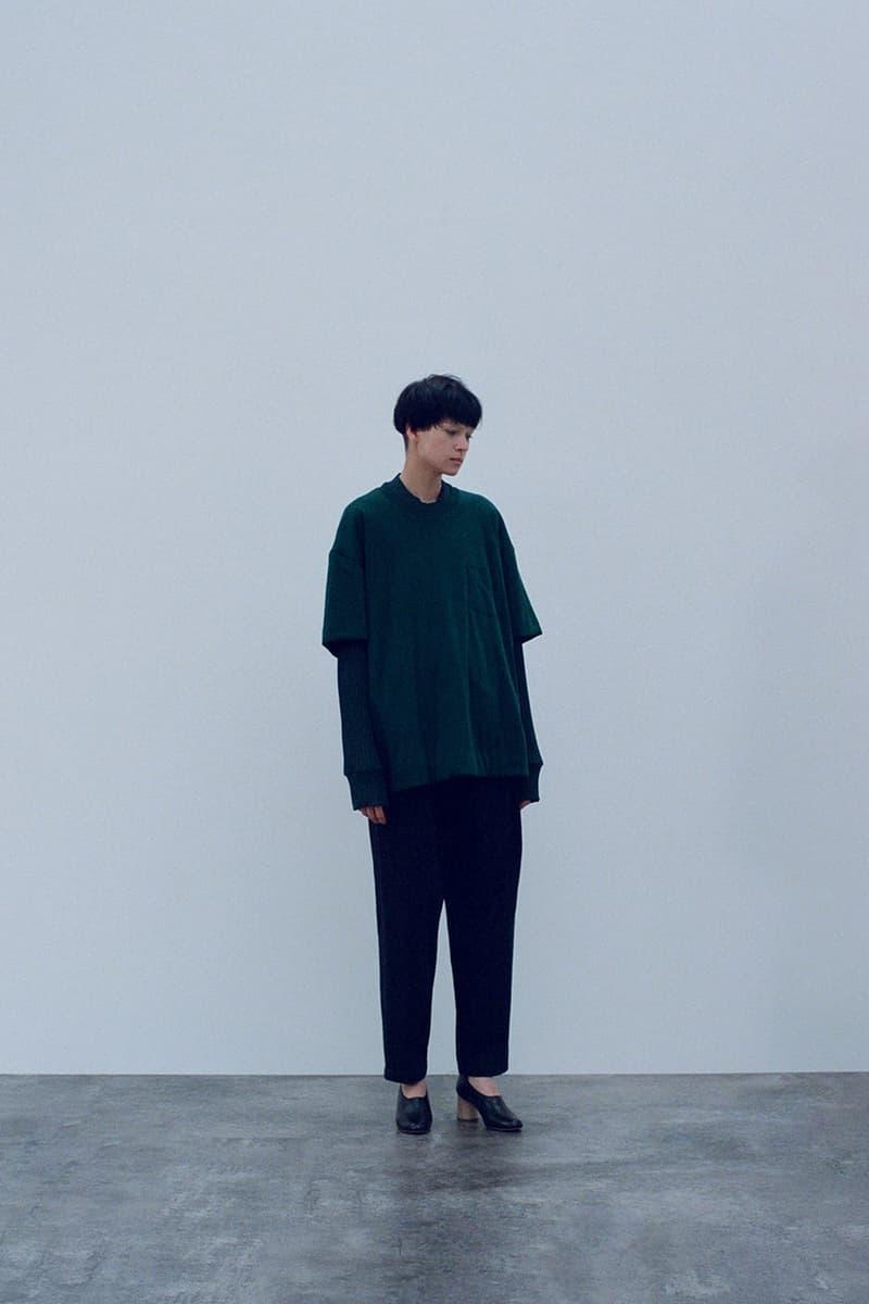 STEIN Spring/Summer 2021 Collection Lookbook ss21 men women japan brand clothing