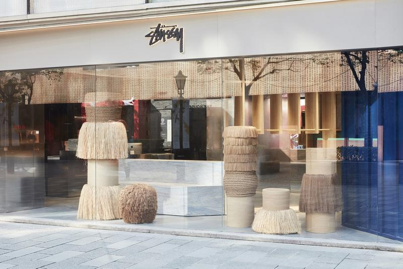 Stussy Shanghai CHAPTER Store opening brick and mortar xintiandi huangpu district china outpost willo perron and associates